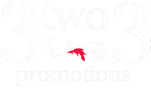 3TWO3 Promotions